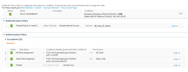 Cisco Umbrella Policy Enforcement on WLC Based on User Role